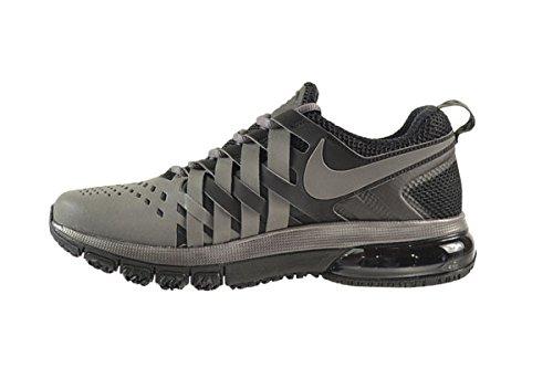 dbaf80813937 Nike Fingertrap Max Men s Shoes Metallic Dark Grey Metallic Dark ...