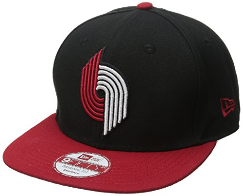 NBA Portland Trail Blazers Hardwood Classics 2Tone Basic 9FIFTY ... 21ba209047c4