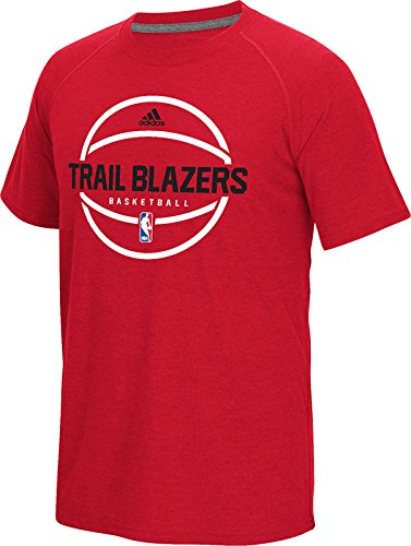 4aa2a3b98 NBA Portland Trail Blazers Men s Pre-Game Graphic Climacool Ultimate ...