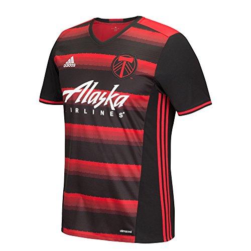 f90a7a695 MLS Portland Timbers Men's Replica Short Sleeve Team Jersey, Dark ...